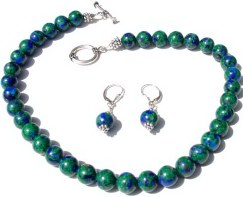 Asurite Necklace Set