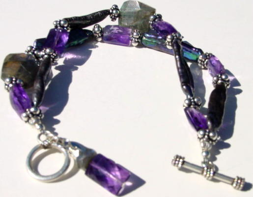 Amethyst and Labradorite B_AMT93005     $69.00
