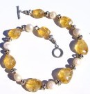 Citrine and Pearls CITP903