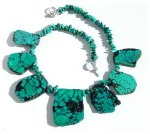 Chunky Turquoise Beaded Necklace.JPG