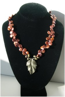 Copper Pearls and Pyrite N_COPP31409        $69.00
