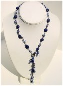 Blue Coral and Pearls Necklace.jpg