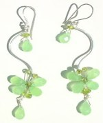 Calcedony Earrings