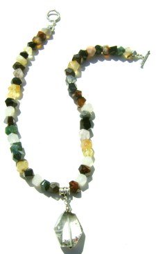 Agate Mix Necklace
