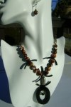 Manchurian Agate Statement Necklace